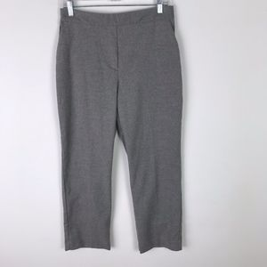 Zara Basic Cropped Trouser Pants #167